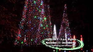 garvan gardens christmas lights 2017 garvan woodland gardens christmas lights fasci garden