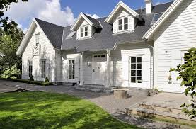 new england style homes interiors new england style dream villa in sweden idesignarch interior