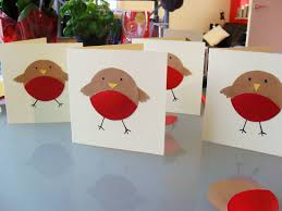 how to make a christmas card with others day02christmascards