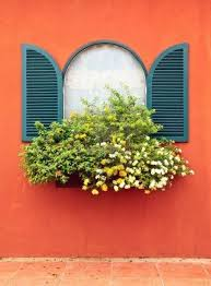 Outdoor Windows Decorating 123 Best Flores Na Janela Window Flowers Images On Pinterest