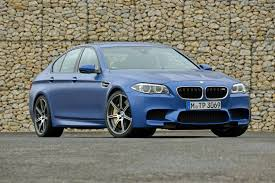 bmw m5 slammed new bmw m5 facelift gets power boost forcegt com