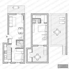 Casa Batllo Floor Plan Top Floor Duplex With 3 Large Terraces Close To The Centre