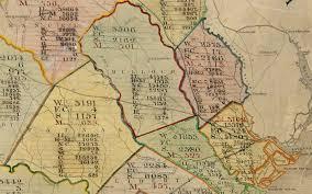 Map Of Savannah Ga Sherman U0027s Christmas Gift To Lincoln Mapping The Nation Blog
