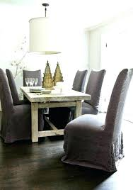 chair slipcovers canada dining room chair slipcovers for finest duck linen large size of