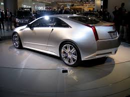 2008 cadillac cts 4 detroit 2008 cadillac surprises everyone with the cts coupe