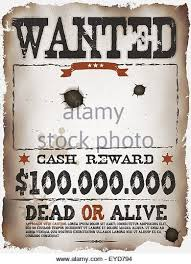 reward poster template wanted posters templatewanted reward