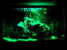 color changing led fish tank lights multi color fade changing led strip aquarium lighting youtube
