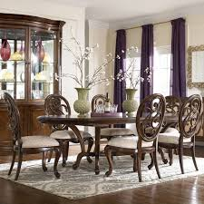 american drew jessica mcclintock couture 7 pc dining table set
