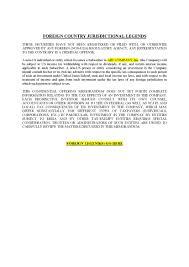 General Power Of Attorney Arizona by Norwayprivate Placement Memorandum
