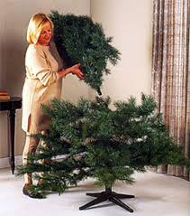 artificial tree assembly tree classics