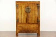 Restoration Hardware Armoire Antique Chinese Cabinets Ebay