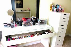 38 unique makeup vanity without mirror home idea
