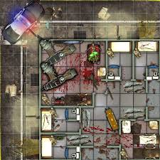 modern maps floorplans rpg