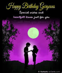happy birthday card with love message