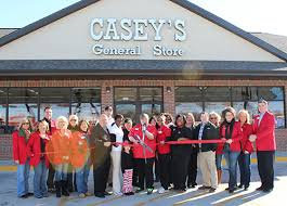 ribbon stores casey s general store hosts ribbon cutting jonesboro chamber of