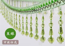 Beaded Fringe For Curtains Aliexpress Com Buy Sale Luxury Craft Curtain Lace High