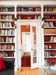 Decorating Bookshelves Ideas by Tips For Arranging Organizing And Decorating Bookshelves