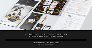 With Challenge Challenge Agency Specializing In Branding Interactive Solutions