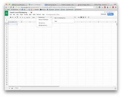 Google Spreadsheet How To Get Live Web Data Into A Spreadsheet Without Ever Leaving