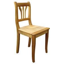 Armlehnstuhl Holz Esszimmer Biedermeier Stuhl Reprostyle Mod B3 Erle Massivholz Esszimmer