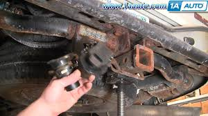 how to install replace 8 pin trailer harness connector silverado