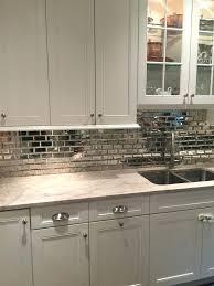mirrored kitchen backsplash mirrored kitchen backsplash mirror tile backsplash pictures mistr me