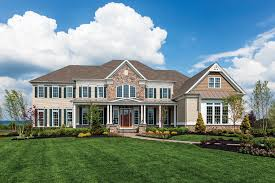 new homes in neshanic station nj new construction homes toll