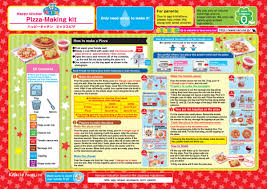 kracie popin cookin pizza english instructions back to white