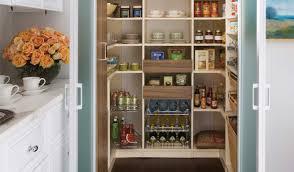 Kitchen With Pantry Design Custom Pantries Maximize Kitchen Storage Space