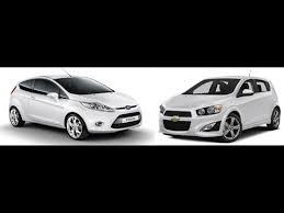 chevy sonic vs ford focus 2 ford vs chevrolet sonic 2015