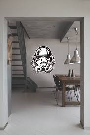 71 best star wars images on pinterest canvas wall art canvas graham brown star wars stormtrooper head maxi sticker 70 472
