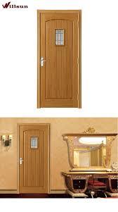 interior kerala front door design solid wood fire door with peep