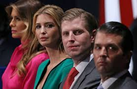 trump s the trump family political business wsj