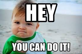 Baby Meme Fist - hey you can do it fist pump baby meme generator