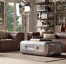 Aluminum Coffee Tables Large Coffee Table Coffee Tables Restoration Hardware