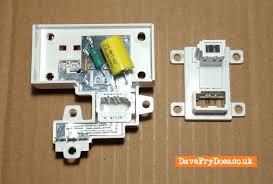 install an new style nte5c bt openreach etc telephone master
