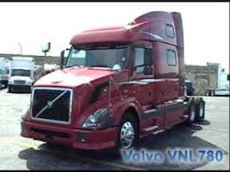 used volvo tractors for sale used semi truck sales volvo vnl780 youtube