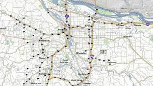 Los Angeles Traffic Map by The City With The Worst Traffic In The U S Is Kgw Com