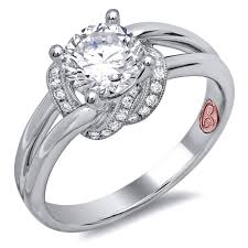 engagement ring builder wedding rings ring designs contemporary oval solitaire