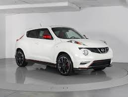 nissan juke used for sale used 2014 nissan juke nismo rs awd suv for sale in west palm fl