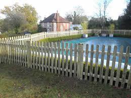 picket fencing high quality picket fences clayton u0027s fencing