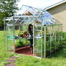 6ft X 8ft Greenhouse Greenhouses U0026 Cold Frames Start Your Garden Early