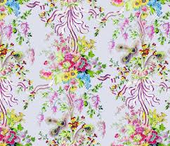 rococo marie antoinette u0027s boudoir painted fabric