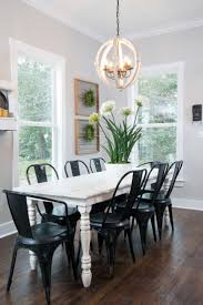 best 25 black dining tables ideas on pinterest black dining fixer upper tackling