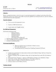 Sample Resume For Mba Freshers by Examples Of Resumes 87 Enchanting Easy Resume Format Basic