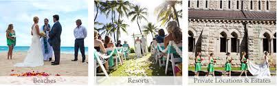 oahu wedding venues ceremony reception locations oahu wedding