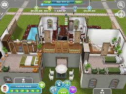 design home game tasks alec lightwood s second floor interior back view sims freeplay