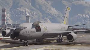 Air Force One Layout Interior Kc 135r Stratotanker Enterable Interior Add On Gta5 Mods Com