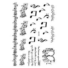 music notes tattoos online shopping the world largest music notes