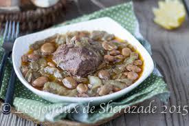 comment cuisiner les feves seches tajine de fèves tajine el foul les joyaux de sherazade